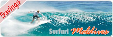 Surf Holidays to Maldives